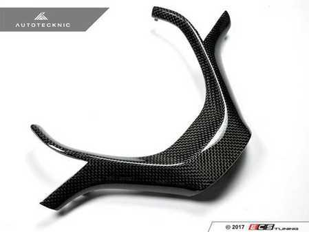 ES#3037421 - BM-0198 - Carbon Fiber Steering Wheel Trim - The perfect touch of motorsports heritage to accent your steering wheel - AUTOTECKNIC - BMW