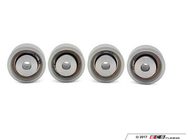 ES#3427256 - 034-401-3019 - Spherical Bearing Upgrade Kit - Upper Arms - Upgrade your existing Density Line arm bushings with motorsport-grade spherical bearings - 034Motorsport - Audi Volkswagen