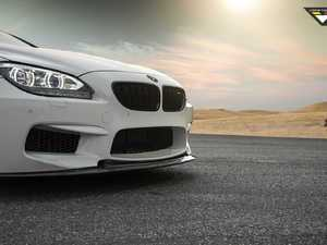 ES#3427026 - 6004BMV - VRS GTS-V Aero Carbon Fiber Front Spoiler  - Give your BMW more aggressive looks with an individual style! - Vorsteiner - BMW