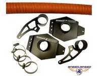 ES#3426961 - 1228314 - SNEED4SPEED MINI R56 S & JCW Brake Cooler Kit - Finally add a brake duct kit to your front bumper - Sneed4Speed - MINI