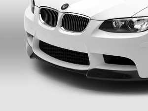 ES#3427004 - 9300BMV - VRS Aero Carbon Fiber Front Spoiler  - Give your BMW more aggressive looks with an individual style! - Vorsteiner - BMW