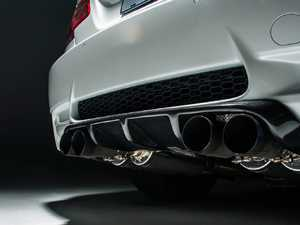 ES#3427012 - 9308BMV - VRS Aero Carbon Fiber Rear Diffuser  - Give your BMW more aggressive looks with an individual style! - Vorsteiner - BMW