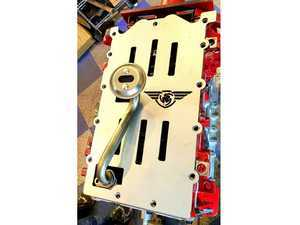 ES#3427096 - 1028310 - Sneed4Speed R53,R52,R50 Engine Windage Tray - Keep engine oil from splashing around during racing and hard street driving - Sneed4Speed - MINI