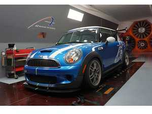ES#3427217 - 1028323 - Aero Kit Incl Front Split, Side Split, Race Wing - Aggressive and race proven full aerodynamic kit - Sneed4Speed - MINI