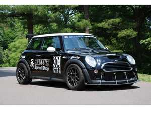 ES#3427099 - 1028220S - SNEED4SPEED MINI R53,R52 Front Splitter - Silver Bars - Aggressive race proven lower front bumper spoiler/splitter - Sneed4Speed - MINI