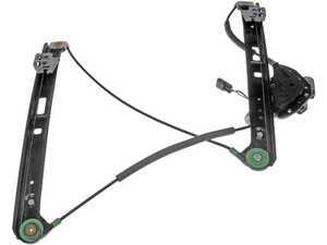 ES#3189717 - 741-484 - Power Window Regulator and Motor Assembly - Get your window moving freely again with a new regulator - Dorman - BMW