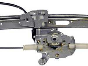 ES#3189713 - 741-480 - Power Window Regulator and Motor Assembly - Rear Left - Get your window moving freely again with a new regulator - Dorman - BMW