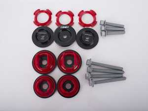 ECS Polyurethane Rear Subframe & Rear Differential Mount Insert Kit