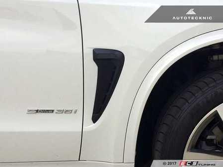 ES#3420887 - BM-0078-SB - Fender Trim Blackout Kit - Matte Black - Instantly add aggressive exterior styling to your vehicle - AUTOTECKNIC - BMW