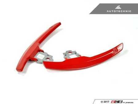ES#3420964 - BM-0164-BR - Competition Shift Paddles - Brembo Red - Racing paddles for M-DCT transmission - AUTOTECKNIC - BMW