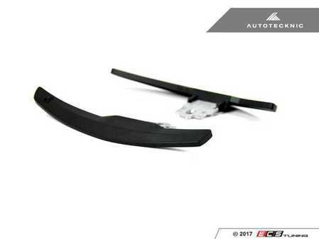 ES#3420973 - BM-0164-SB - Competition Shift Paddles - Stealth Black - Racing paddles for M-DCT transmission - AUTOTECKNIC - BMW