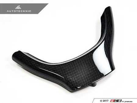 ES#3420983 - BM-0182 - Carbon Fiber Steering Wheel Trim - The perfect touch of motorsports heritage to accent your steering wheel - AUTOTECKNIC - BMW