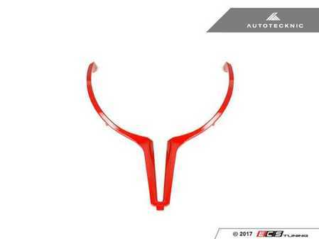 ES#3420987 - BM-0183-BR - Steering Wheel Trim - Brembo Red - Personalize your steering wheel - AUTOTECKNIC - BMW