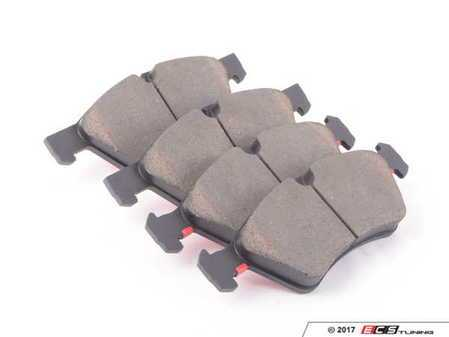 ES#3191442 - 1644202220 - Front Brake Pad Set - Does not include new brake pad wear sensors - Brembo - Mercedes Benz