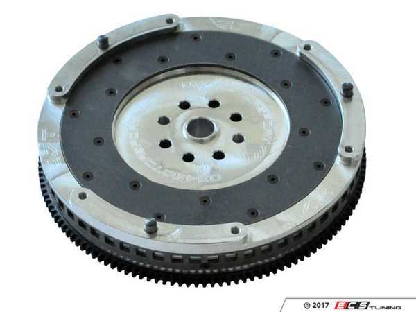 ES#3432274 - 034-503-1013 - Lightweight Single-Mass Aluminum Flywheel (12lbs) - Allows for faster revving and easier rev matching when downshifting - 034Motorsport - Audi