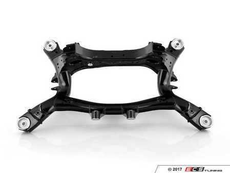 ES#3221028 - 021450TMS01 - Turner Motorsport Aluminum Solid Subframe Mount Kit  - A Solid upgrade to gain an M connection for your subframe - Turner Motorsport - BMW