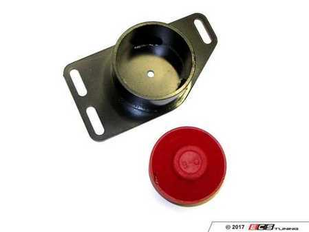ES#3432387 - 034-509-2000 - Performance Snub Mount With Bracket - Greatly reduces unwanted engine movement with only a slight increase in vibration - 034Motorsport - Audi