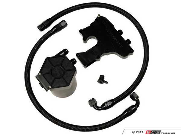 ES#3432398 - 034-101-1000 - 034Motorsport Catch Can Kit - Keep your intake tract clean and carbon free - 034Motorsport - Audi