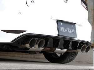 ES#3418447 - G7R-RDDTM - Mk7 R DTM Rear Diffuser - Made of fiberglass reinforced polymer - iSWEEP - Volkswagen