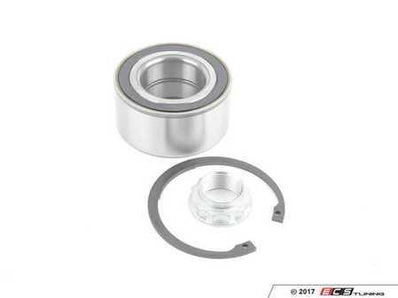 ES#3089876 - 33411090505 - Rear Wheel Bearing Kit - Contains wheel bearing, axle nut and circlip - Optimal - BMW