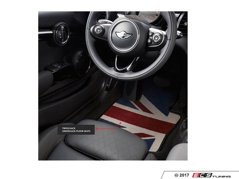 black mat v motorsports floor cooper out mach collections mini cloth mats
