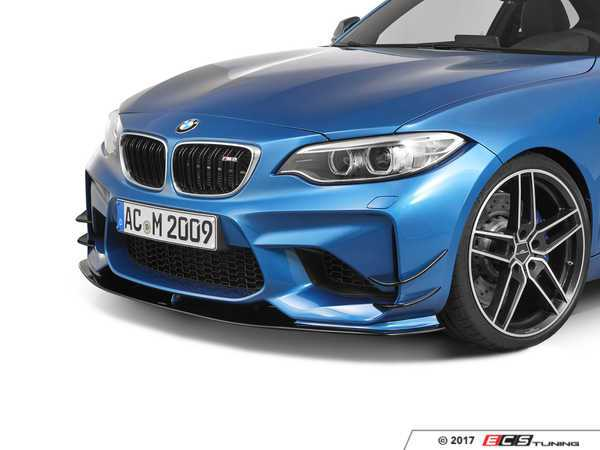 ES#3410957 - 5111287310 - AC Schnitzer Front Spoiler - Give your M a unique style you can only get from AC Schnitzer - AC Schnitzer - BMW