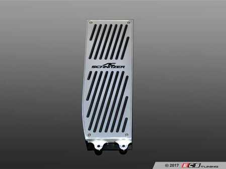 ES#3410909 - 353046110 - AC Schnitzer Aluminum Dead Pedal  - Enhance the looks of your interior with a new dead pedal - AC Schnitzer - BMW