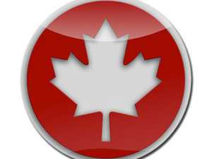 ES#3247218 - LC0010 - GoBadges 3D Flag Canada - Add a stylish design to your Go Badges holder or plate frame - Go Badges - MINI