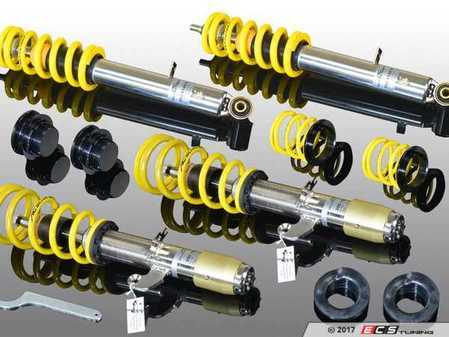 ES#3410853 - 3130282510 - AC Schnitzer RS Adjustable Coilovers - Superior handling with outstanding performance - AC Schnitzer - BMW