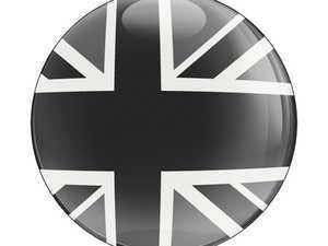 ES#3247085 - GG0019 - Round GoGraphic - Black Jack - Add a splash of design anywhere - Go Badges - MINI
