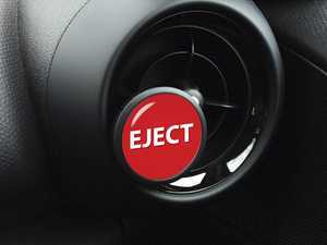 ES#3246855 - A041 - Automotive Air Freshener Interior Badge Vent Clip - EJECT with Clean Cotton and Ocean Breeze Scent Packets - Add the Go Badges Style Scented to any vent or area in the car - Go Badges - MINI