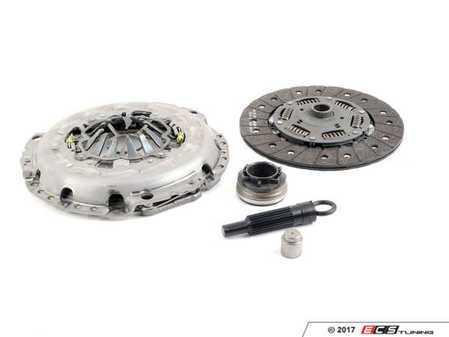 ES#2586398 - 079141117D - Clutch Pressure Plate - Replacement clutch pressure plate - LUK - Audi