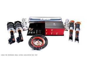 ES#3430463 - CAU340-APP - Airtech Pro Plus Air Suspension System - Offers all the features of the Pro Kit, with the addition of four wheel independent control! - Ksport - Audi