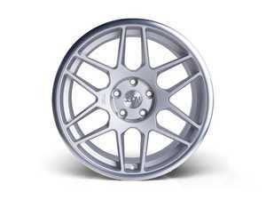 "ES#3432749 - 3s91885sm35KT - 18"" Style 0.09 Wheels- Square Set Of Four  - 18x8.5"" ET35 5x120. Silver with a machine polished lip. - 3SDM - BMW"