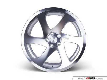 "ES#3432732 - 3s61985sc35KT - 19"" Style 0.06 - Directional Set Of Four - 19x8.5 ET35 5x120 Satin Silver Cut finish. - 3SDM - BMW"