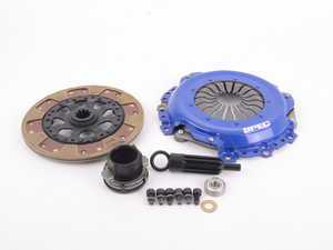 ES#3435193 - SB282SD - Spec Clutch *Scratch And Dent* - *Please see description prior to ordering* Features a full faced, steel backed, pure kevlar disc with a torque rating of 272 ft/lbs - Spec Clutches - BMW