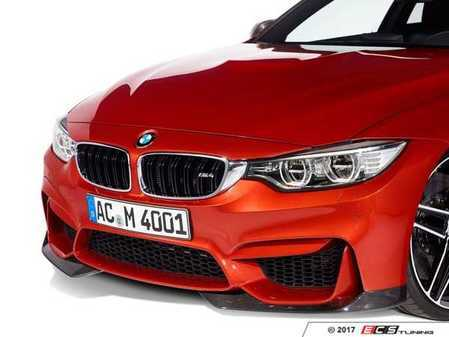 ES#3410953 - 5111280510 - AC Schnitzer Carbon Fiber Front Spoiler - Give your M a unique style you can only get from AC Schnitzer - AC Schnitzer - BMW