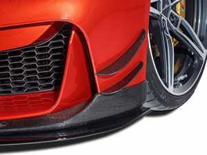 ES#3410954 - 5111280520 - AC Schnitzer Front Lip Canards - Give your car more aggressive looks and aero! - AC Schnitzer - BMW