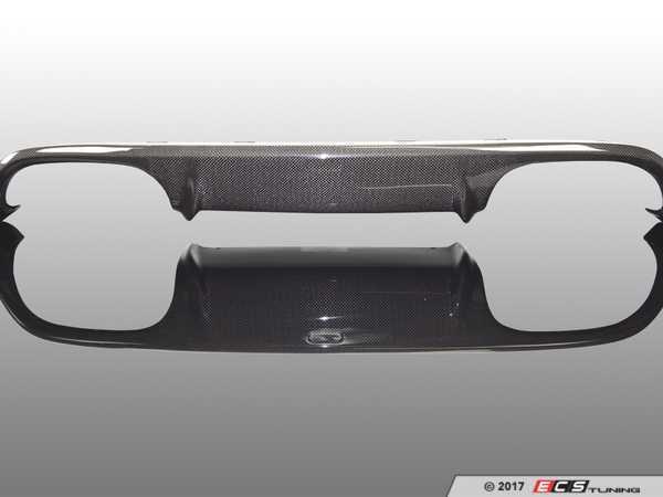 ES#3410992 - 5112280510 - AC Schnitzer Rear Diffuser - A subtle piece to make a drastic change - AC Schnitzer - BMW