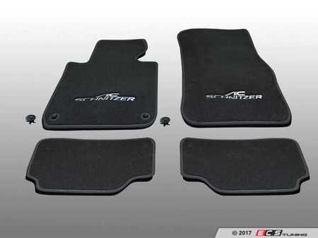 ES#3411077 - 5147230310 - AC Schnitzer Floor Mats - An subtle way to enhance the looks of your interior - AC Schnitzer - BMW