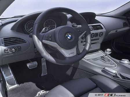 ES#3411052 - 514560110 - AC Schnitzer Interior Trim Kit - Silver Carbon Fiber - Drastically change the looks of your interior - AC Schnitzer - BMW