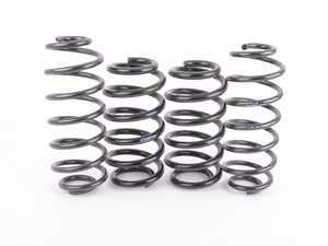 """ES#3392462 - 15118.140 -  Eibach Pro Kit Springs - Aggressive look with high performance handling - Average lowering of 1.0""""F 1.0"""" R - Eibach - Audi"""