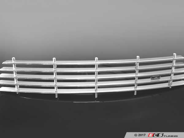 ES#3034409 - 5111210720 - AC Schnitzer Front Grille - Chrome  - Center lower bumper grille for a new look for your car - AC Schnitzer - BMW
