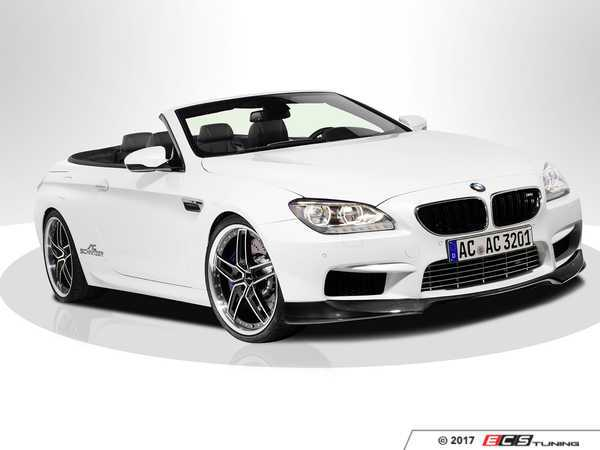 ES#3034414 - 5111212710 - AC Schnitzer Carbon Fiber Front Spoiler  - Give your M a unique style you can only get from AC Schnitzer - AC Schnitzer - BMW