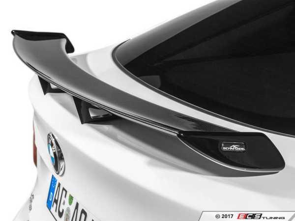 "ES#3411112 - 5162206210 - AC Schnitzer ""Racing"" Rear Wing - Carbon Fiber - Race inspired rear spoiler from AC Schnitzer - AC Schnitzer - BMW"