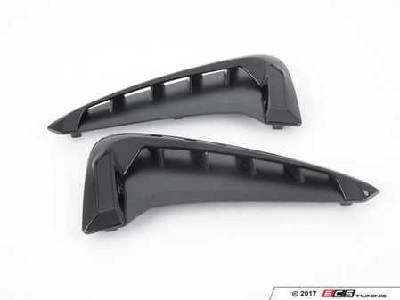 ES#3420886 - BM-0078-GB - Fender Trim Blackout Kit - Gloss Black - Instantly add aggressive exterior styling to your vehicle - AUTOTECKNIC - BMW