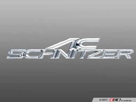 ES#3034483 - 511410150 - AC Schnitzer Type Trunk Emblem (160x32mm) - Show off what you've got with a new emblem from AC Schnitzer - AC Schnitzer - BMW MINI