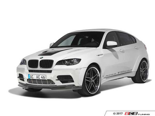 ES#3034427 - 511171710 - AC Schnitzer Carbon Fiber Front Spoiler  - Add an aggressive look to your front end - AC Schnitzer - BMW