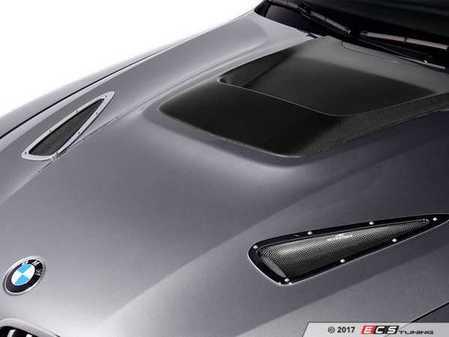 ES#3034398 - 416171311 - AC Schnitzer Bonnet Top  - Add an aggressive look to your hood - AC Schnitzer - BMW