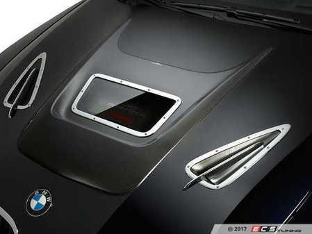 ES#3034399 - 416171810 - AC Schnitzer Bonnet Top  - Add an aggressive look to your hood - AC Schnitzer - BMW